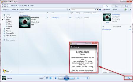 windows media player 12 lyrics plugin free download