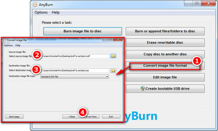 mdf to iso converter download