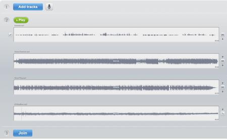 Audio-joiner