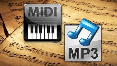 convert midi to mp3 free