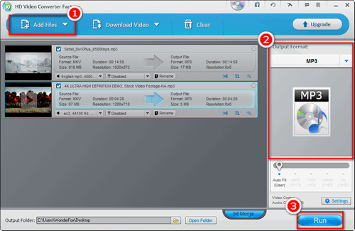 best free video to mp3 converter software