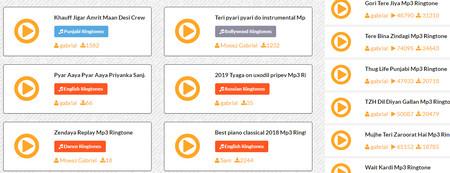 best sites to download ringtone
