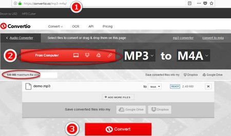 How to Convert MP3 to M4A with 2 Common and Simple Methods