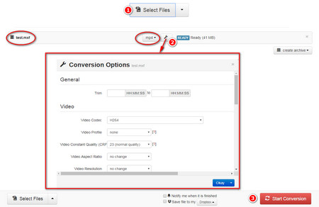 How to Convert MXF to MP4 with 2 Absolutely Free yet