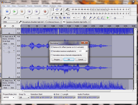 Volume Normalizer - How to Normalize Audio to Play at the
