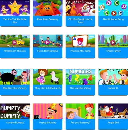 Tutorial on Nursery Rhymes Videos Free Download from ...