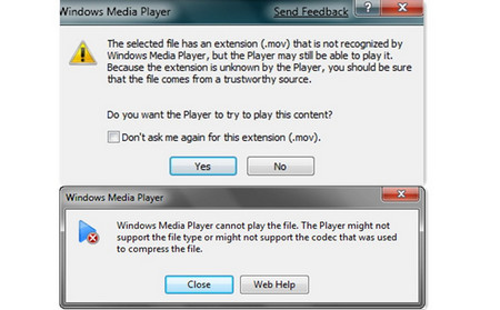 4 Handy Troubleshootings on How to Play MOV on Windows PC