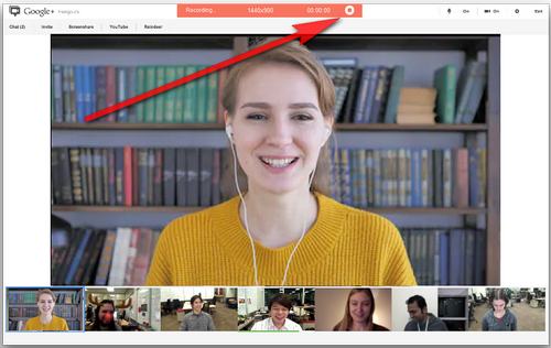 How to Record Google Hangouts Video Calls in Good Quality