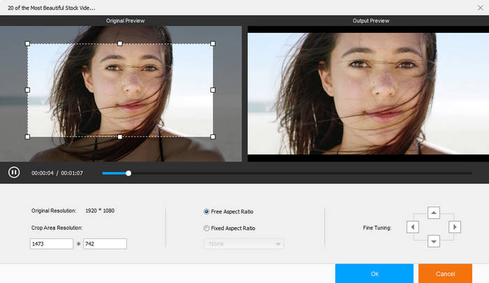 How to reduce video size without losing quality when converting a cut off unnecessary parts ccuart Images
