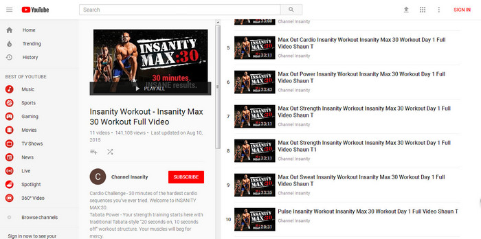 Rip Insanity Dvd To Ipad Fat Burning Anywhere Anytime