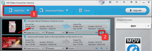 Handy solutions on how to rotate mov files on windows computer import mov videos ccuart Images