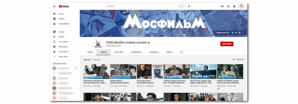 Russian Movies Online Free