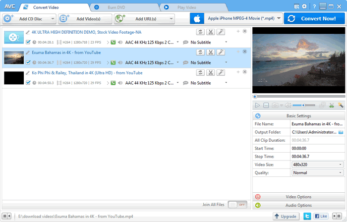 free make video converter free download