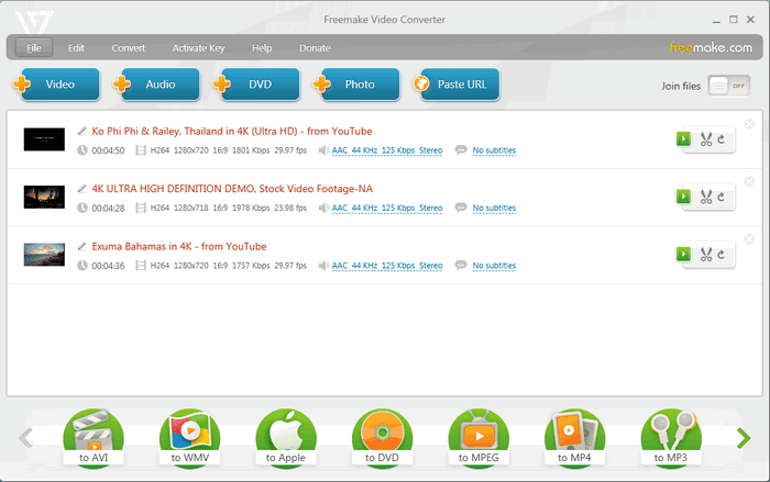 2021 Top 5 Best Video Converter Software Completely Free