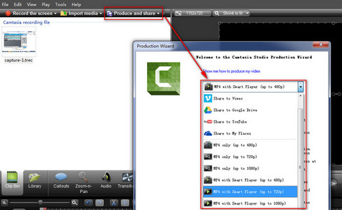 video converter camrec to mp4