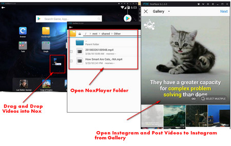 Two Easy Methods to Upload Video to Instagram from PC