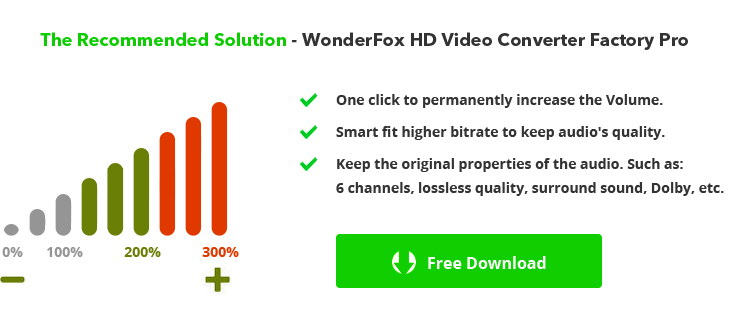 Resolved] Video Volume Booster - Increase Volume in Any
