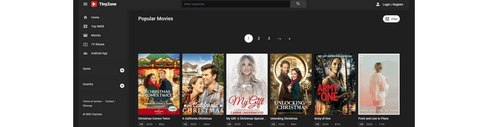 Where i can watch free movies online without registering