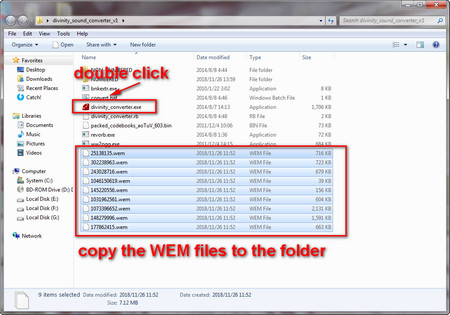 How to Convert WEM File to MP3 and OGG in a Handy Way