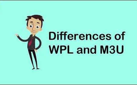 wpl or m3u