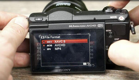 XAVC S VS AVCHD: Pros and Cons of XAVC S over AVCHD in