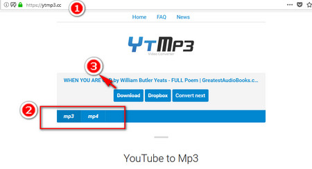 How to Download YouTube Audiobooks with 2 Simple Methods