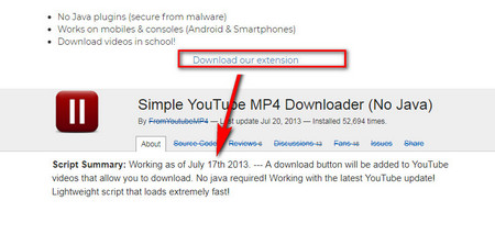 Fix youtubeinmp4 not working how to download youtube videos with the extension doesnt work now ccuart Gallery