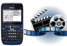 Nokia e63 video converter convert videos to nokia e63.
