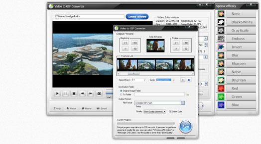 Wonderfox video to gif converter convert video to gif animation video to gif converter overview negle Gallery
